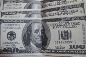 Fake US Dollars