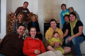 Weekend company in the dream house in Kommetjie
