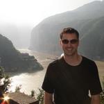 Michael above the Yangtze River