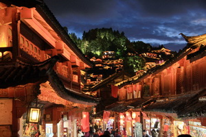 The incredible, almost surreal Lijiang