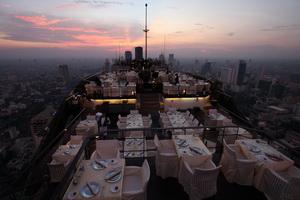 Vertigo Restaurant, Bangkok
